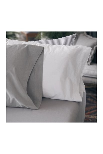 Pillow Sham - Grey - Queen
