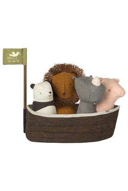 Noah's Ark - 4 Rattles