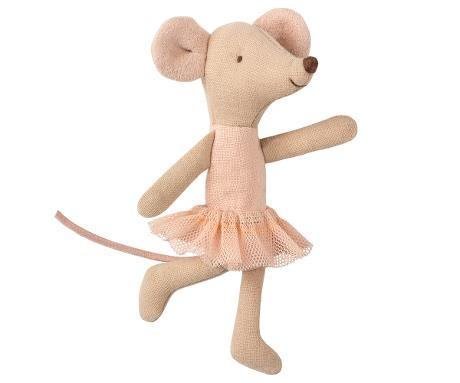 Mouse - Ballerina - Little Sister-1