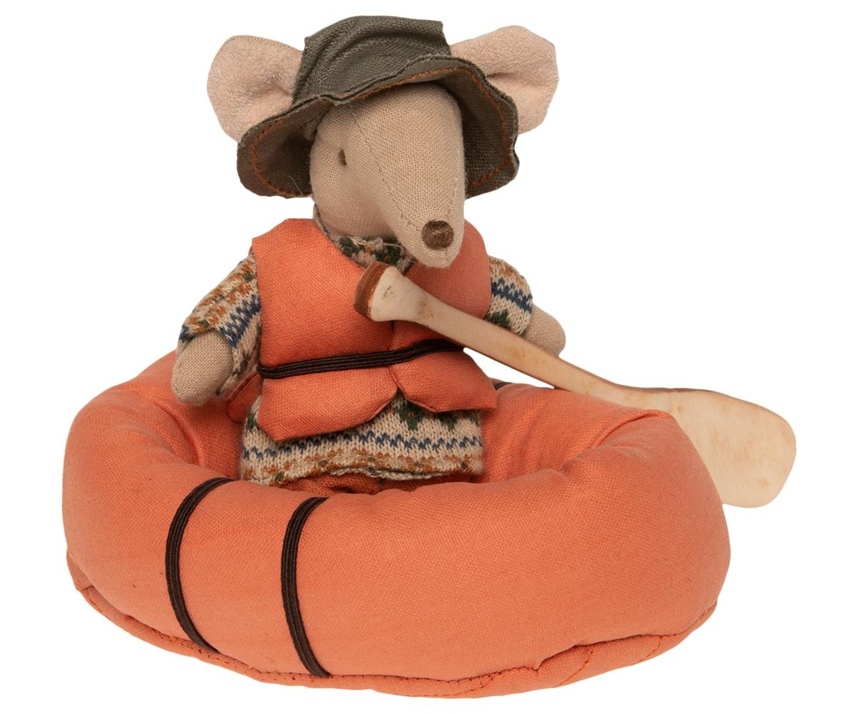 Rubber Boat for Mouse-2