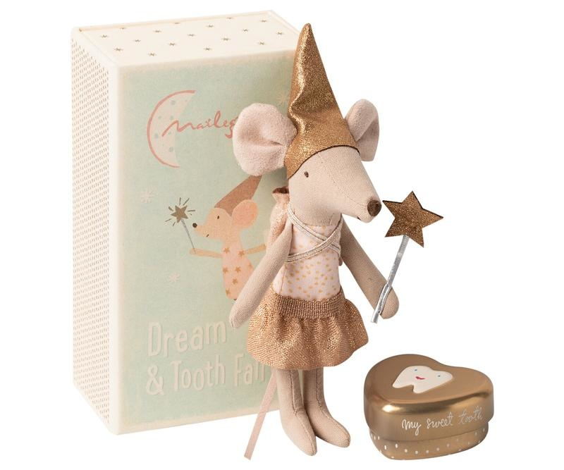 Tooth Fairy - Big Sister Mouse-1