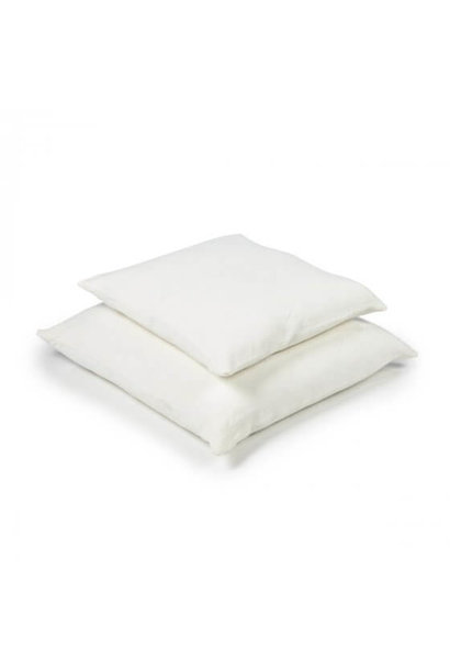 Cushion Cover - Hudson - Oyster - Lge