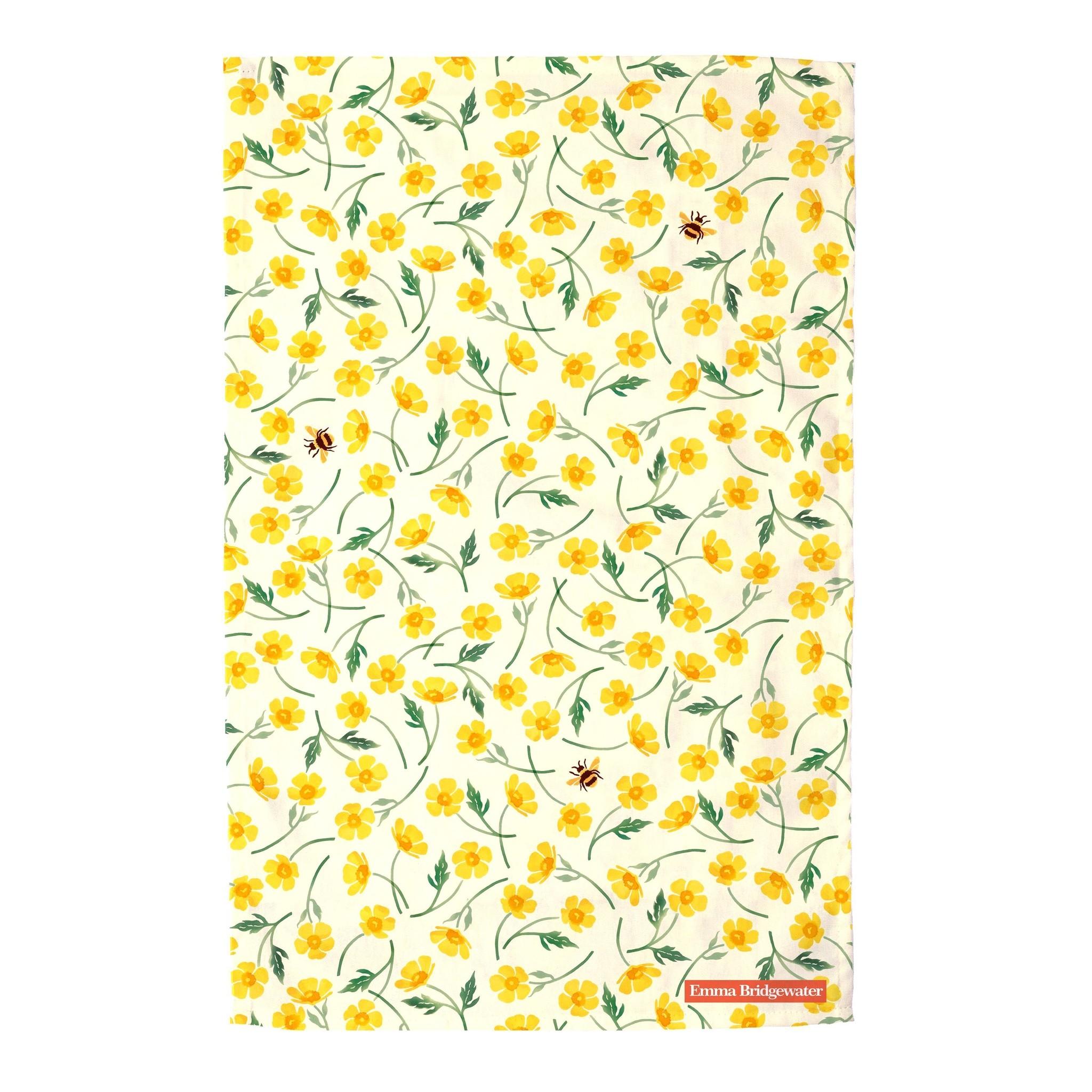 Tea Towel - Buttercup-1