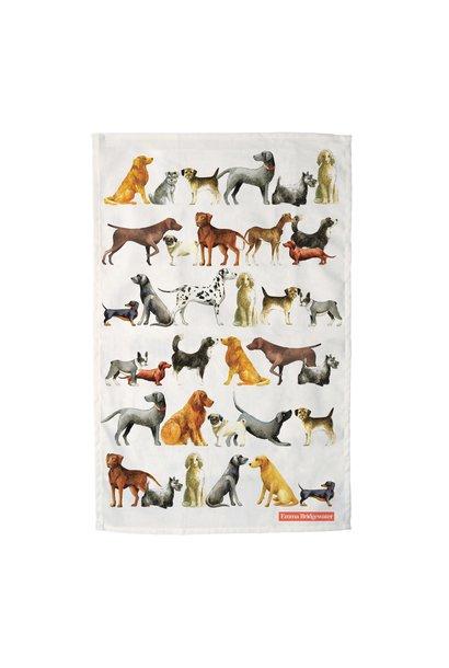 Tea Towel -  Dogs