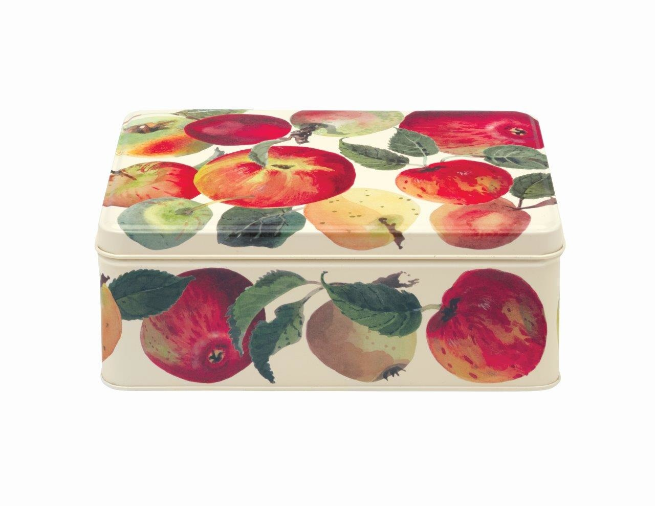 Rectangular Tin - Apples-1