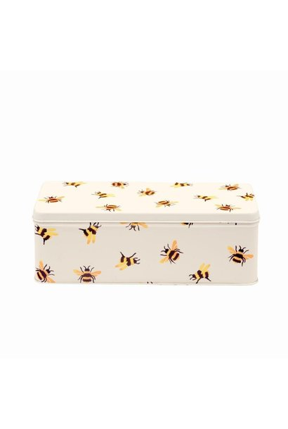 Rectangular Tin - Bumblebee
