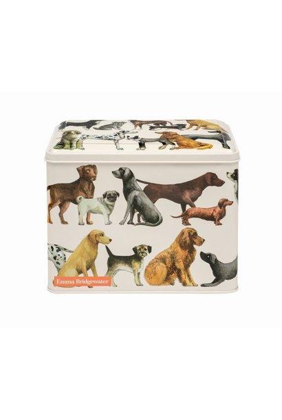 Rectangular Caddy - Dogs