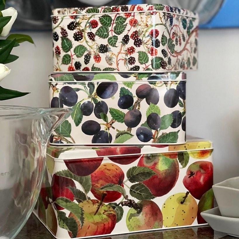 Vegetable Garden Apples - 3 Pc Set-1