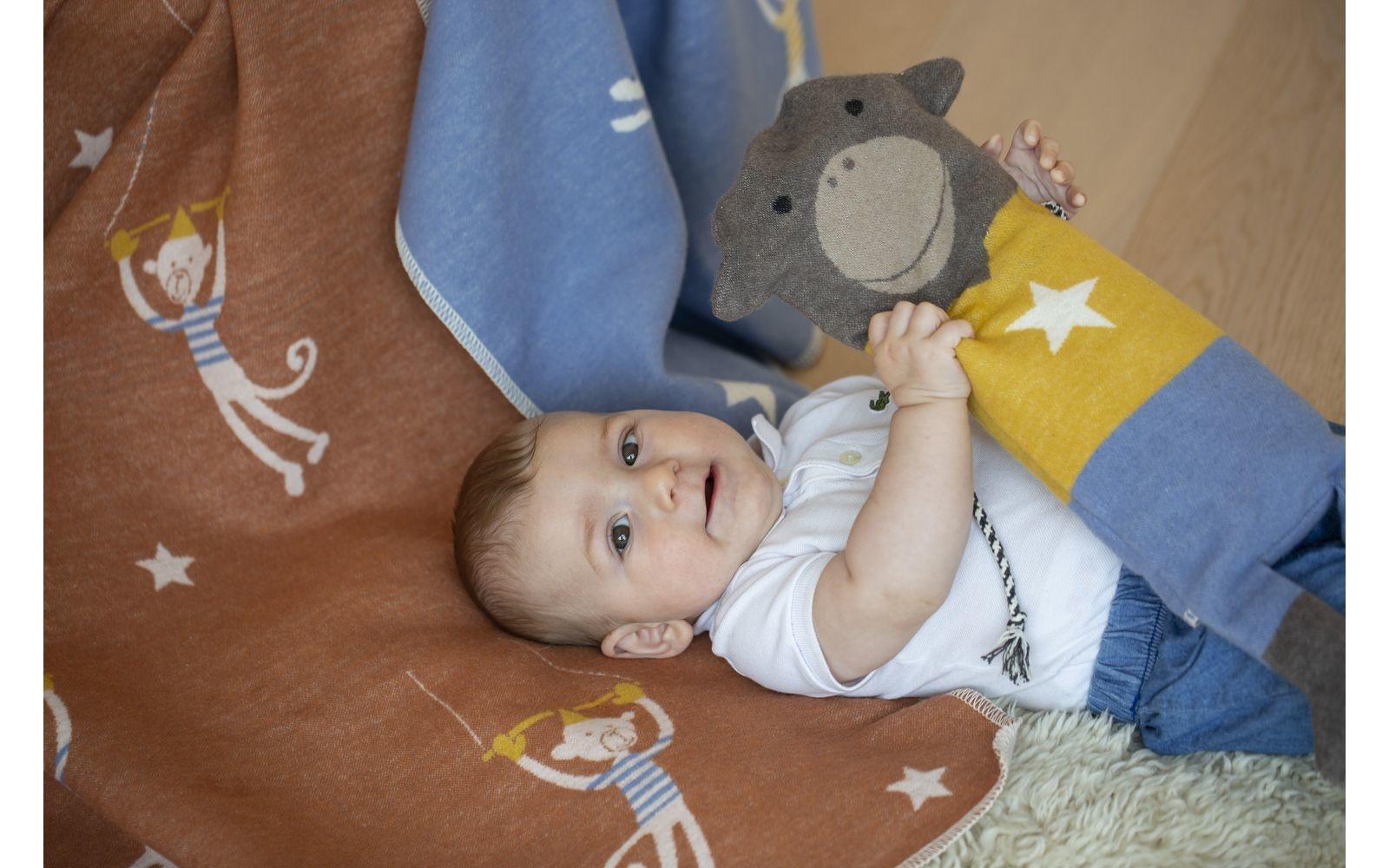 Blanket in Puppet - Monkey-2