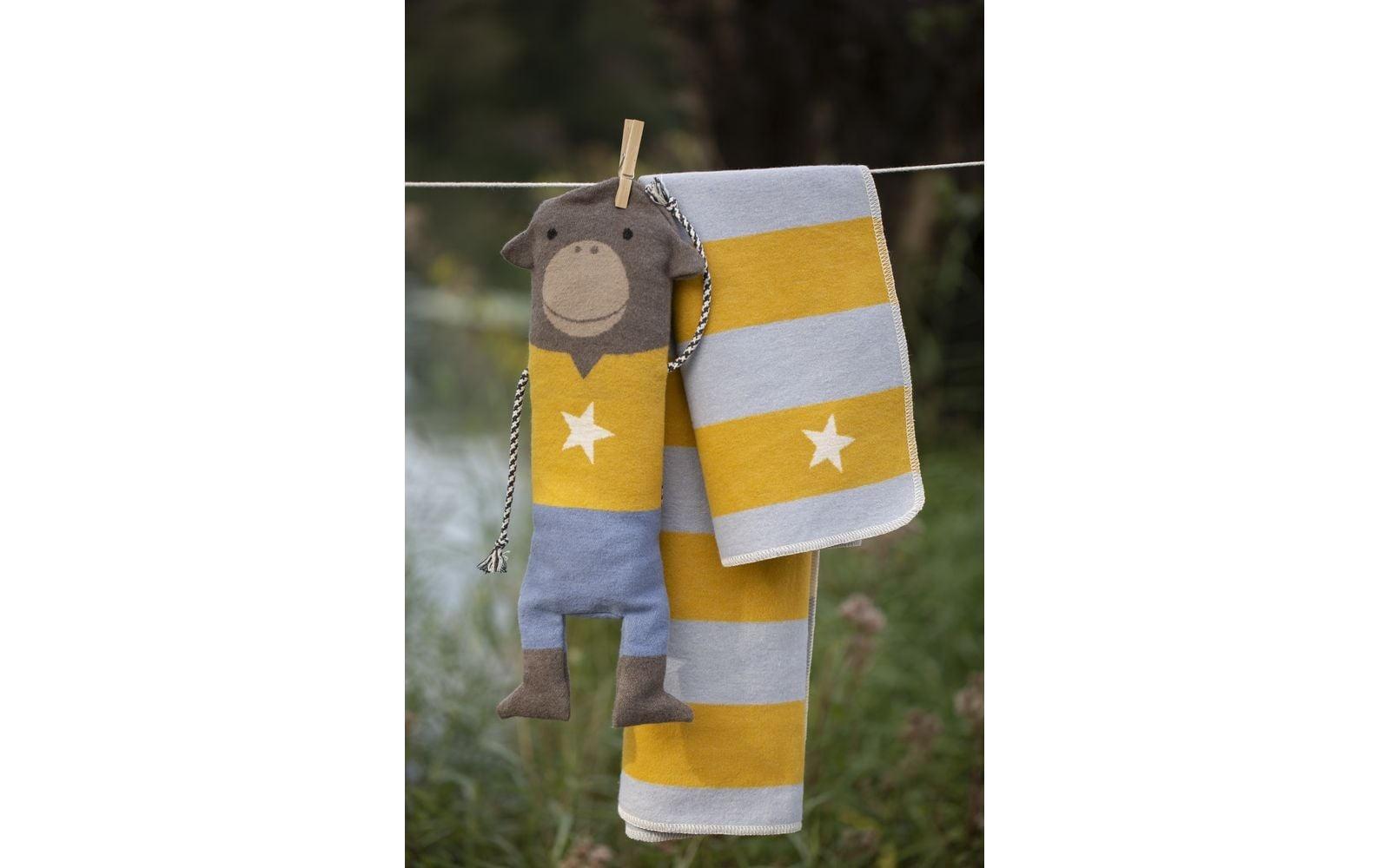 Blanket in Puppet - Monkey-4