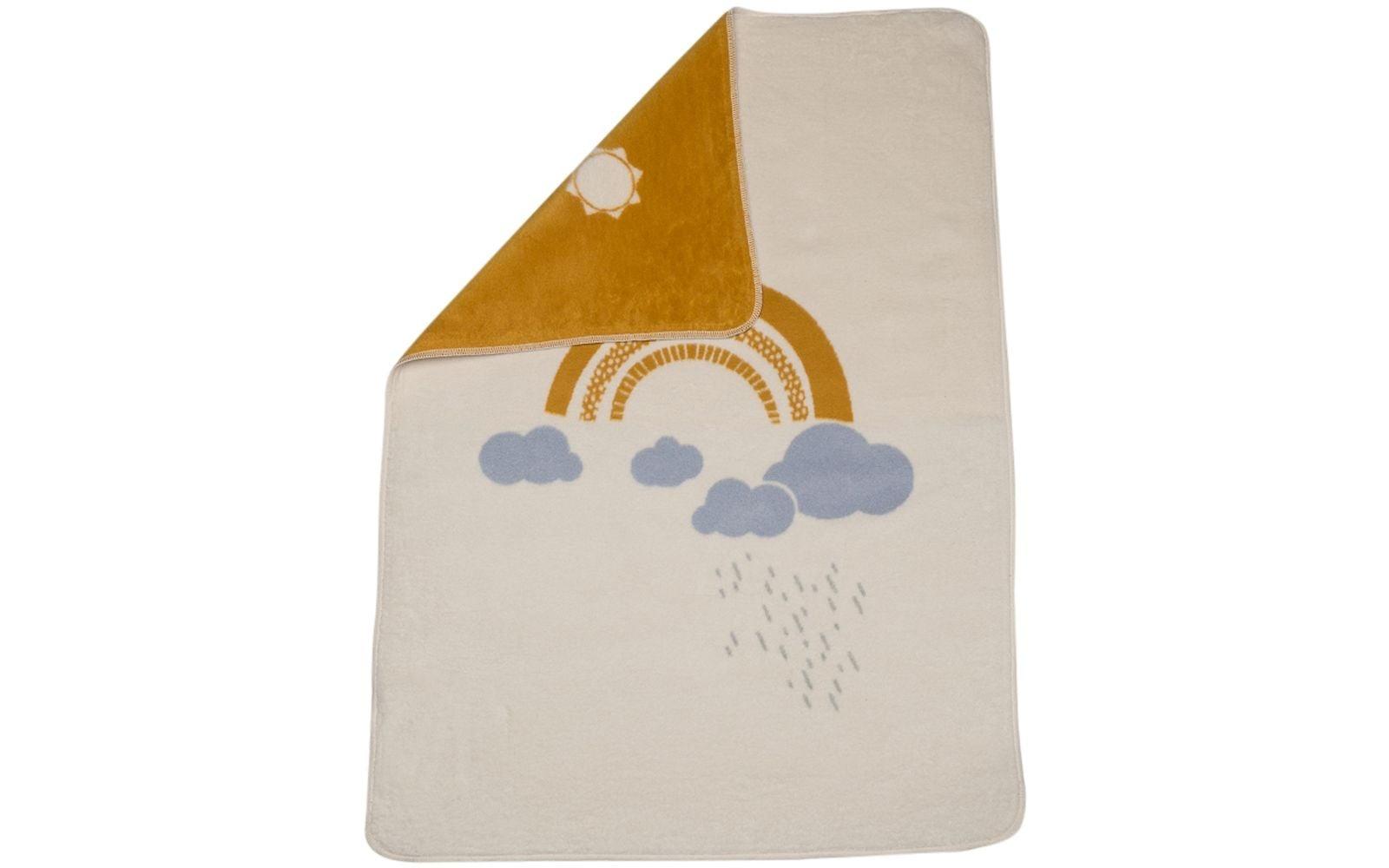 Blanket - Fleece - Clouds-1