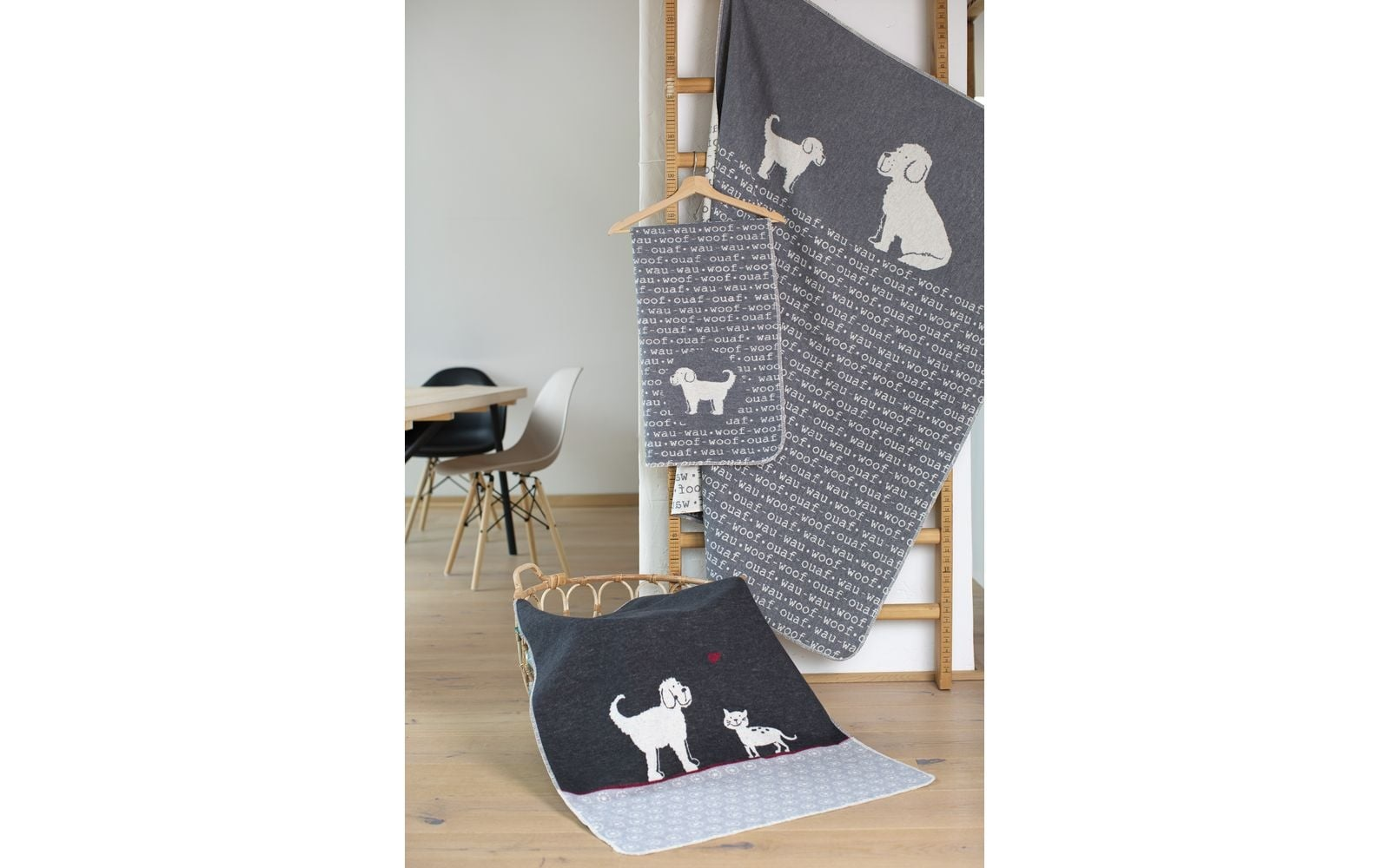 Blanket - Wouf-Wouf - Large-2