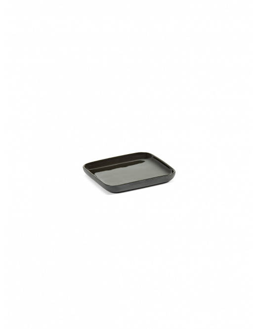 Square Tray - Cose - Dk Grey-1