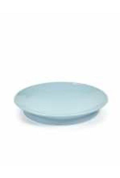 Plate - S. Pellegrino - Blue