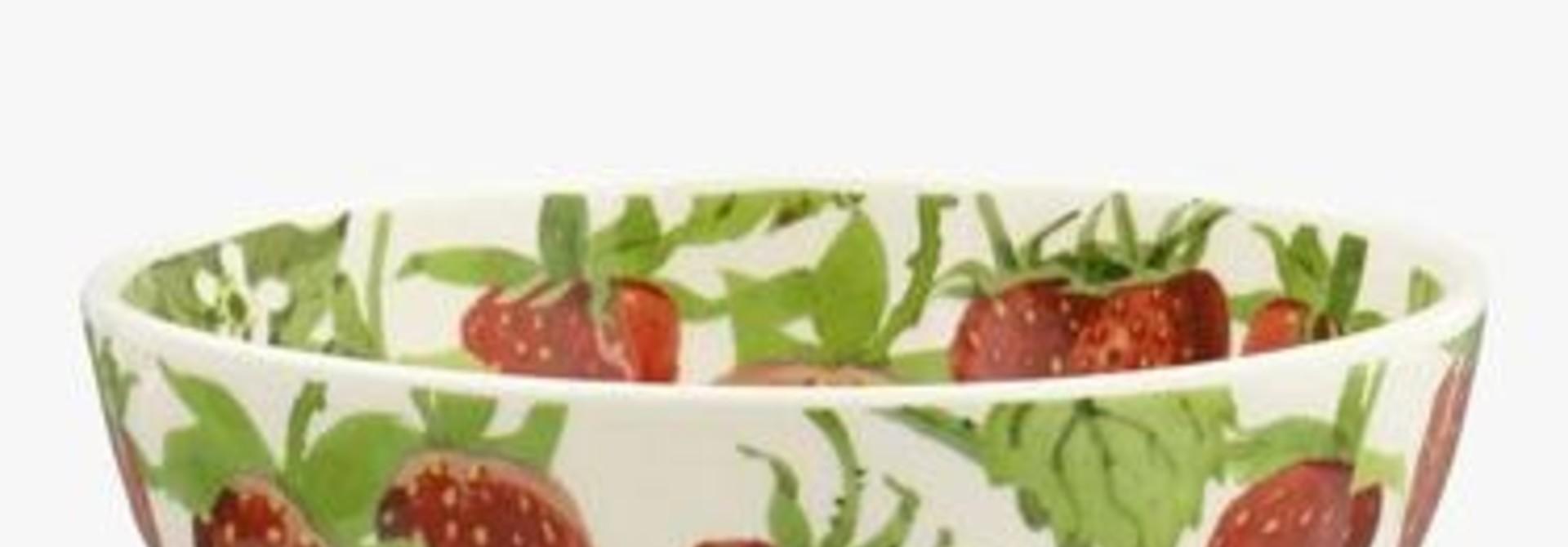French Bowl - Strawberries