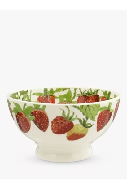 French Bowl - Strawberries