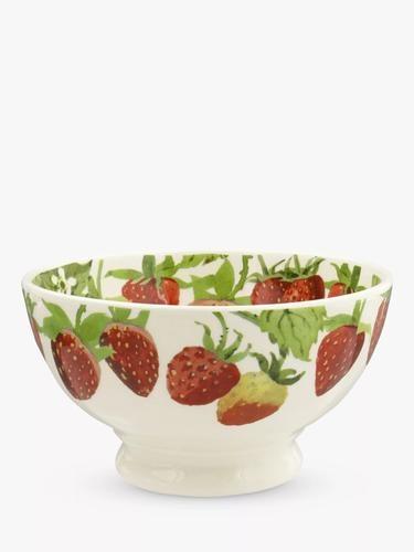 French Bowl - Strawberries-1