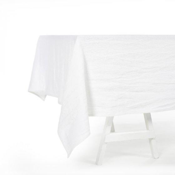 Tablecloth - Hudson - White-1