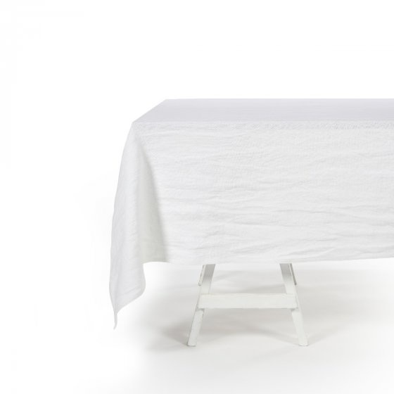 Tablecloth - Hudson - White-2