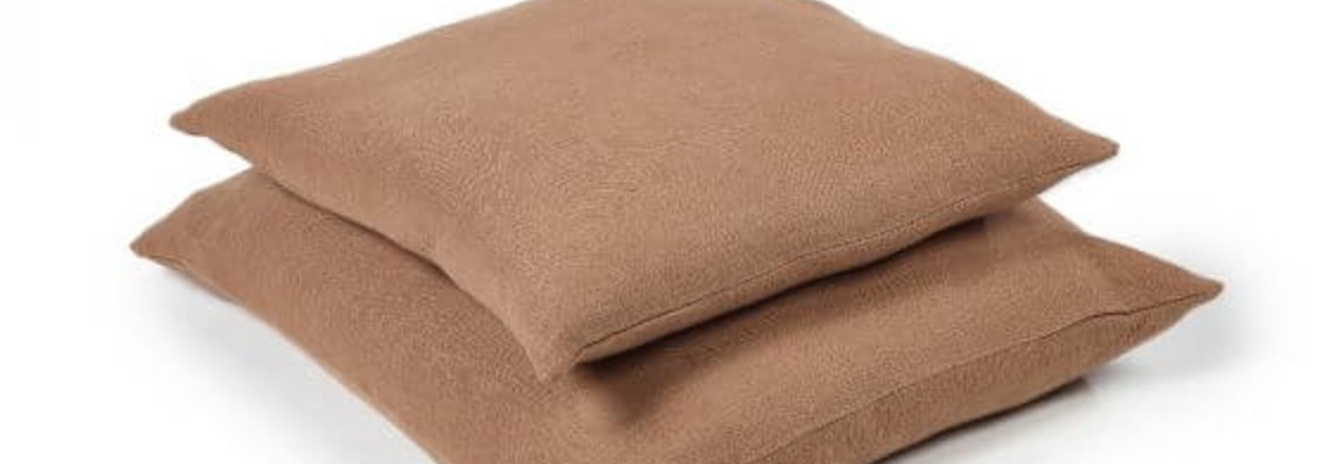 Cushion Cover - Hudson -  Cinnamon