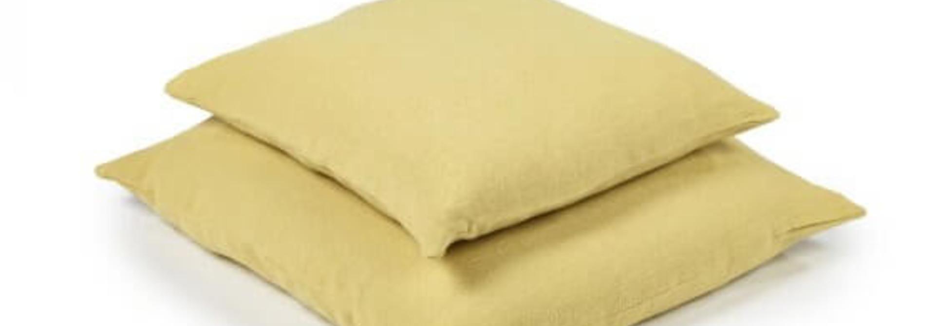 Cushion Cover - Hudson - Lge - Dijon