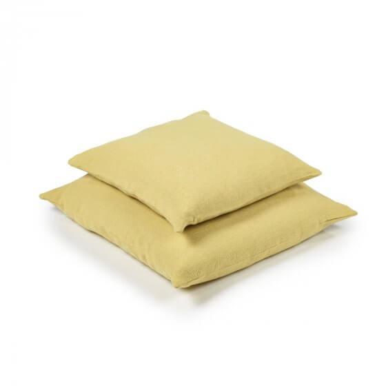 Cushion Cover - Hudson - Lge - Dijon-1