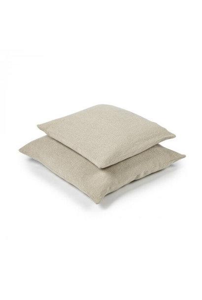 Cushion Cover - Hudson -  Flax