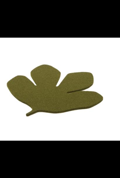 Trivet - Fig Leaf - Moss