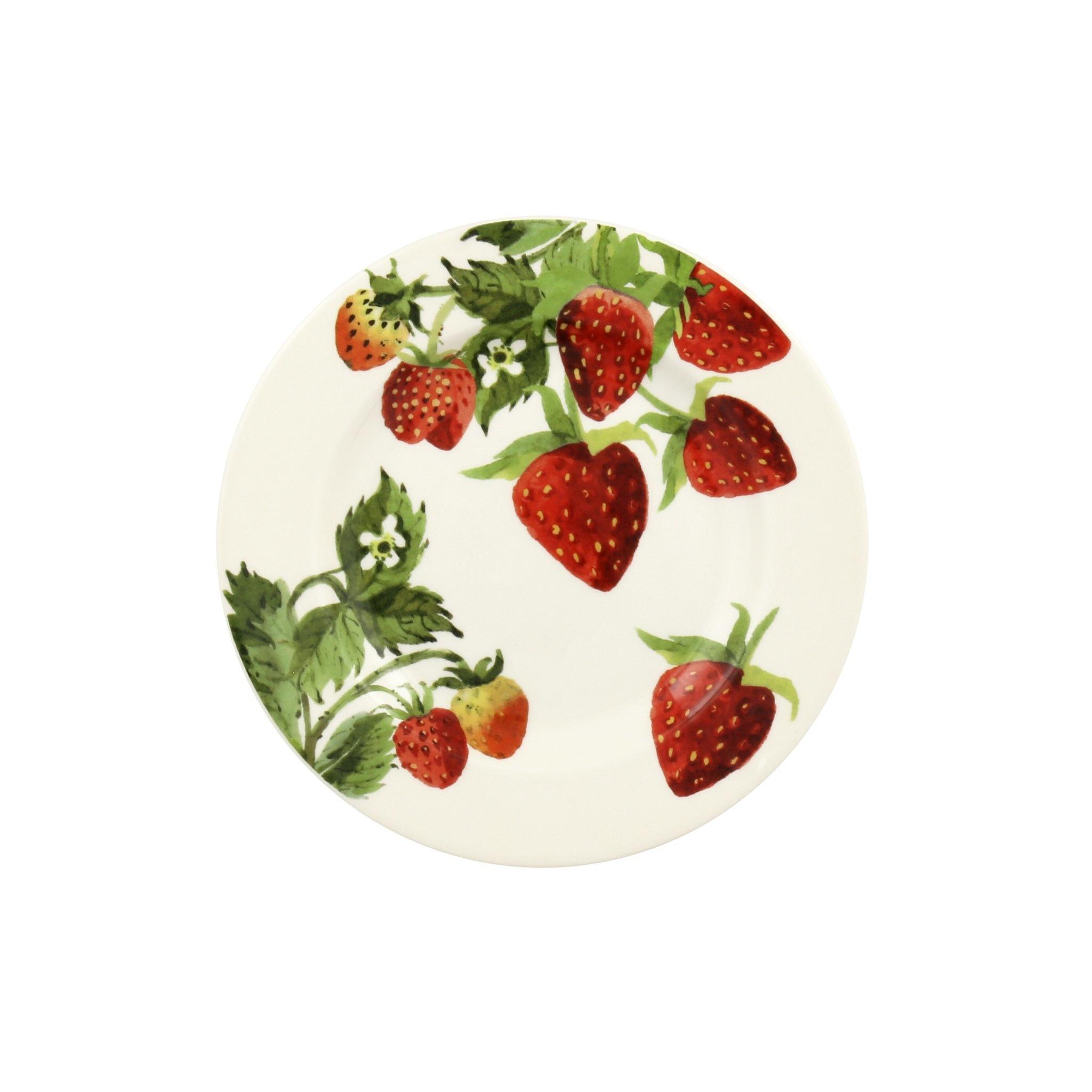 Plate - Strawberries-1