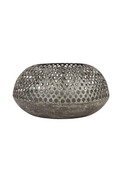 Lantern - Honeycomb - Grey S