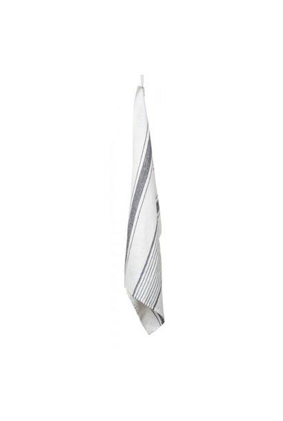 Tea-Towel - Augagne - Wht/Grey