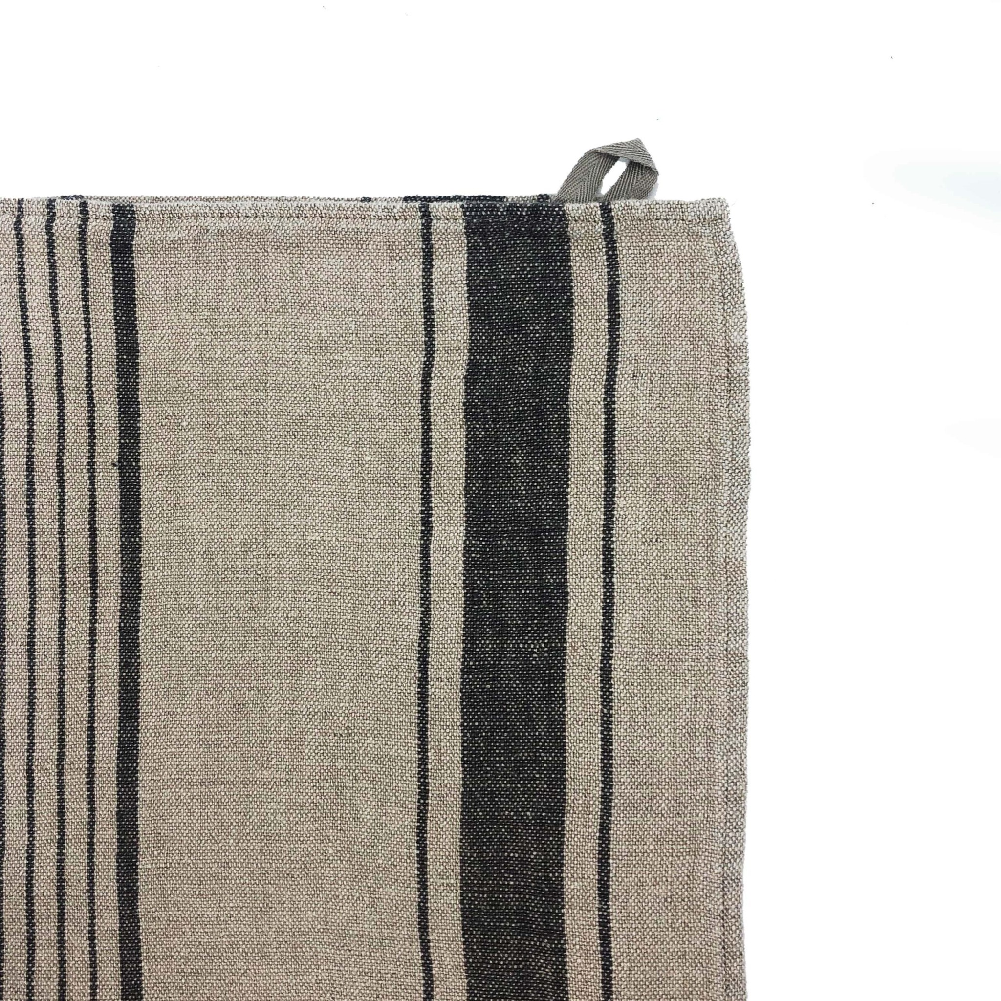 Tea-Towel - Augagne - Nat/Grey-2