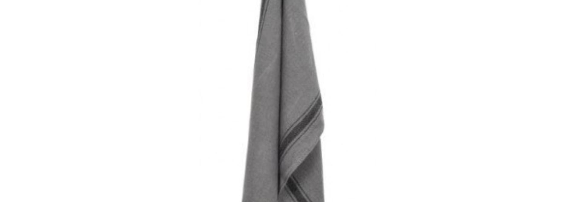 Tea-Towel - Olbia -  Dk Grey