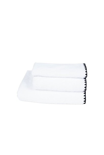 Guest Towel - Issey - White