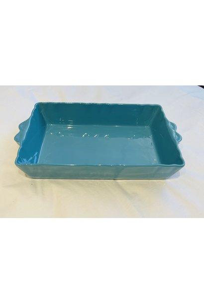 Feston Oven Dish - Turquoise
