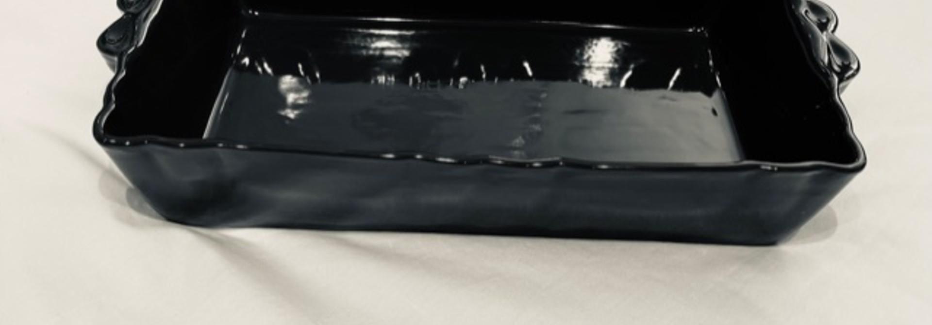 Feston Oven Dish - Dk Grey