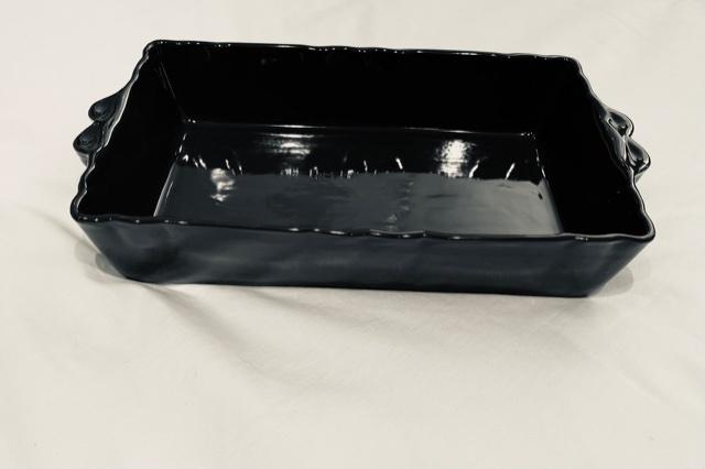 Feston Oven Dish - Dk Grey-1