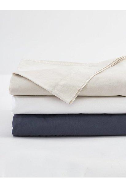 Flat Sheet - White - Twin