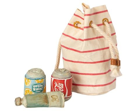 Bag with Beach Essentials-1