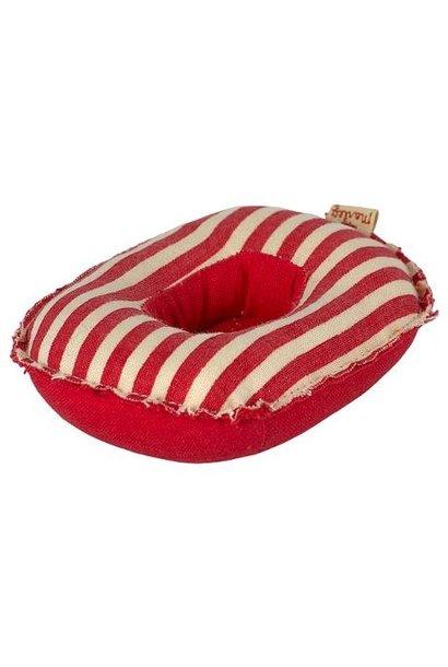 Rubber Boat - Red Stripe