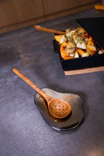 Starter Platter/Spoon Rest - Patinum-1