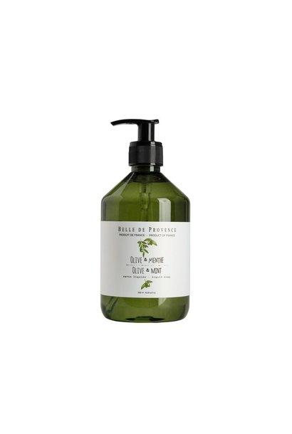 Olive Oil & Mint - BDP -  Liquid Soap