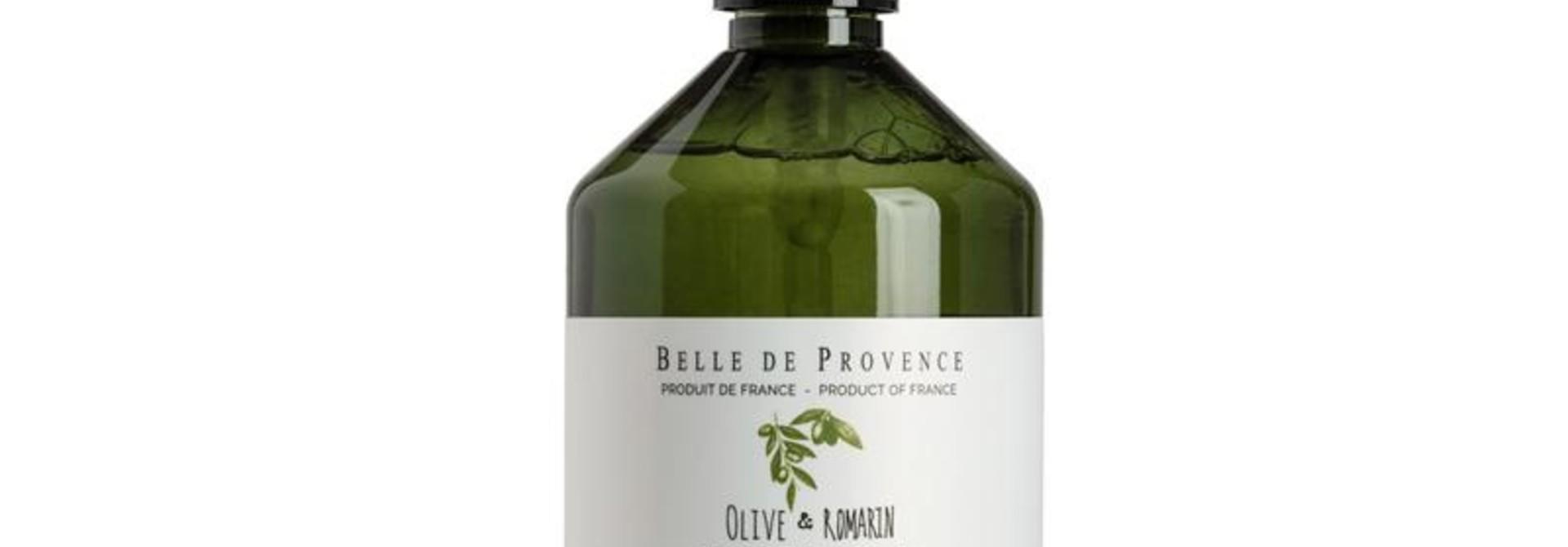 Olive Oil & Rosemary - BDP -  Liquid Soap
