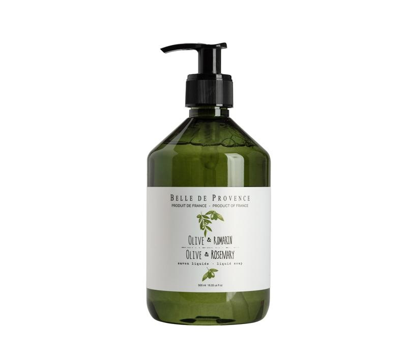 Olive Oil & Rosemary - BDP -  Liquid Soap-1