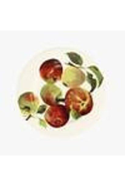"""Plate - Vegetable Garden Apples - 8.5"""""""