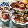 """Plate - Vegetable Garden Apples - 8.5""""-2"""