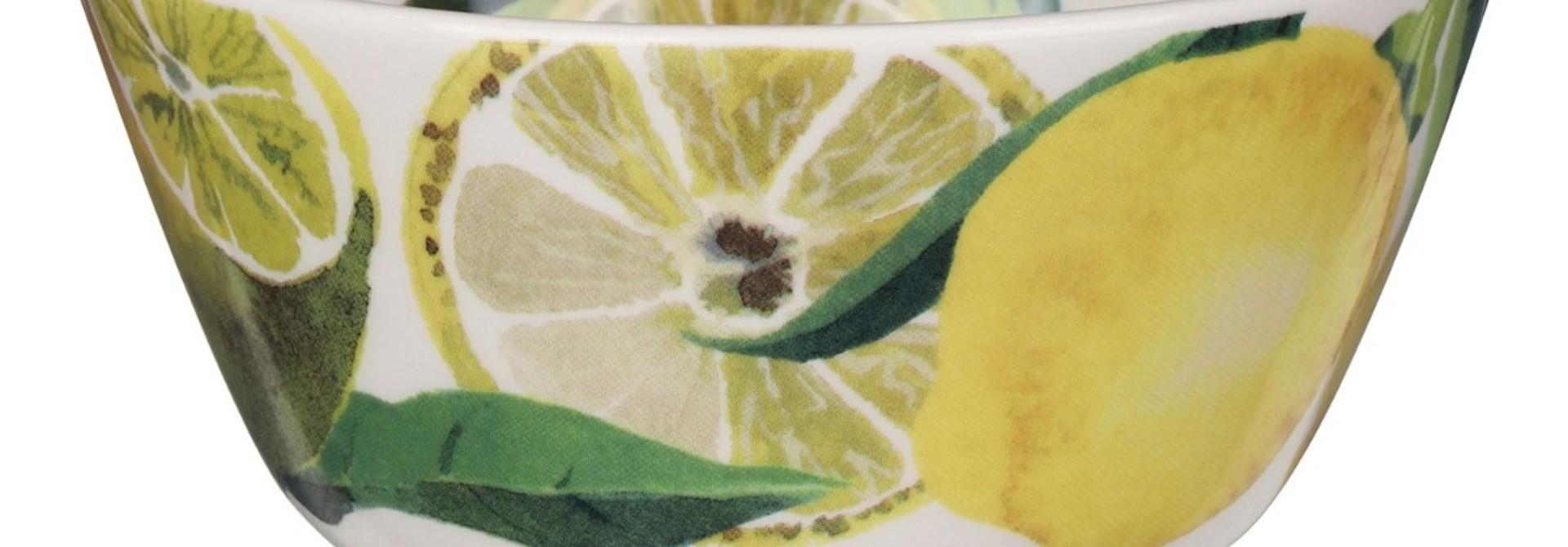 Bowl - Lemons - Small