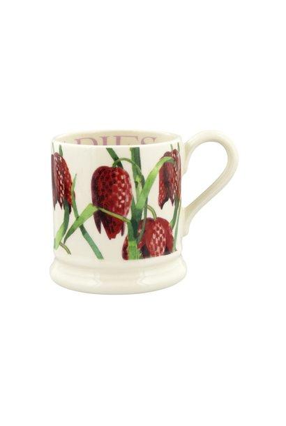 Mug - Strawberries - 1/2 Pint