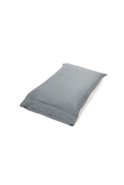 Pillowcase - Santiago -Steel - Queen