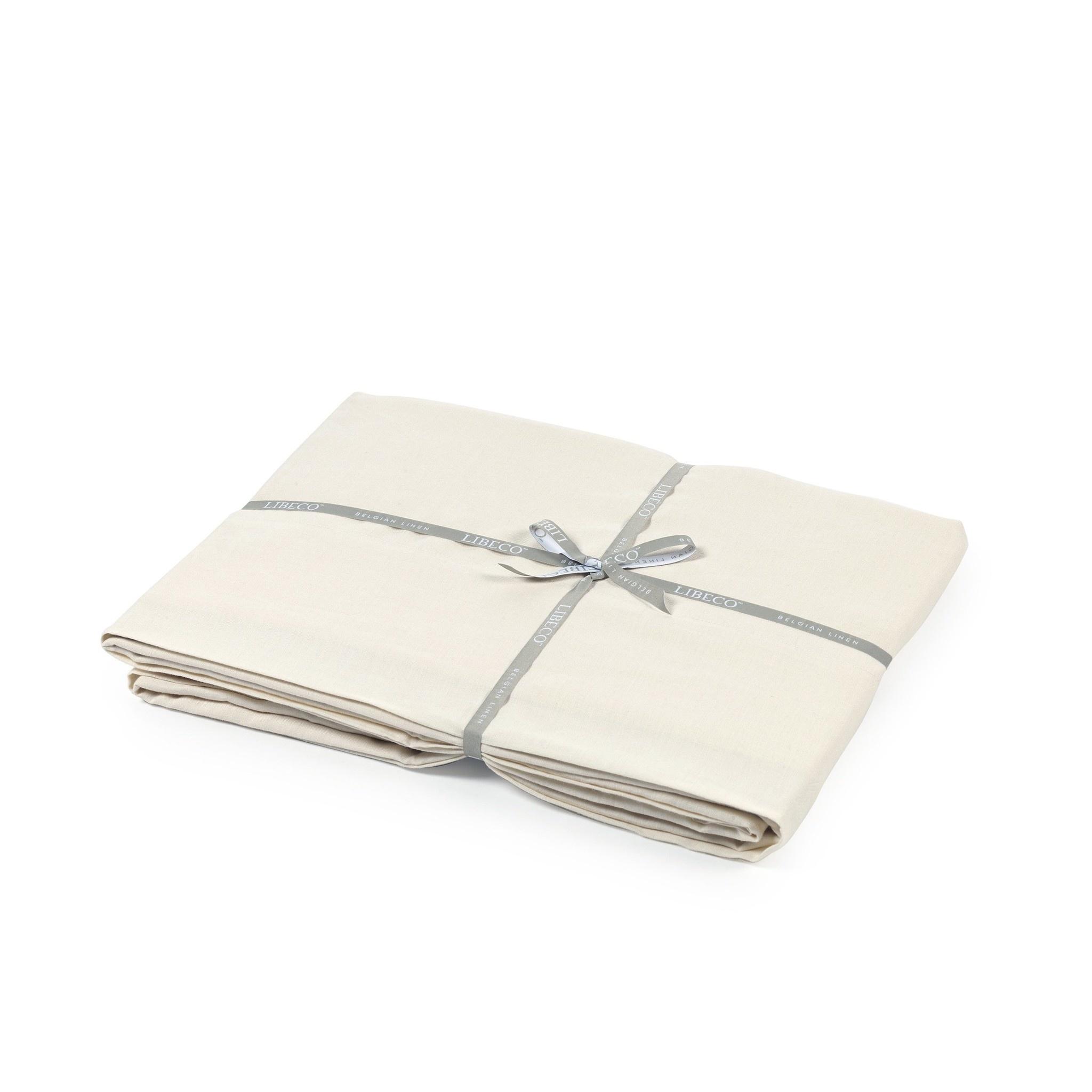 Flat Sheet/2 pillowshams - Santiago - Oyster - King-1